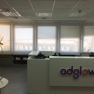 Oficinas AGLOW en  madrid