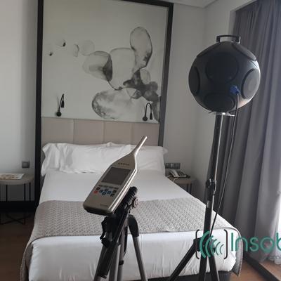 Proyecto Acústico de Hotel