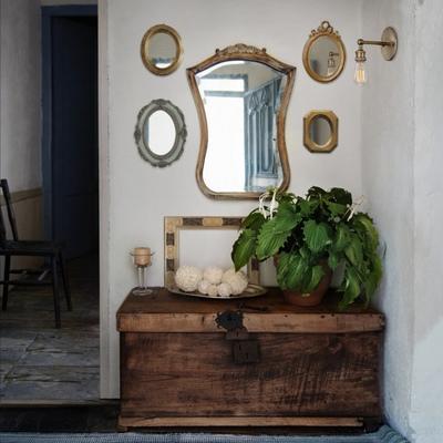 Restauración y decoración de casa de campo