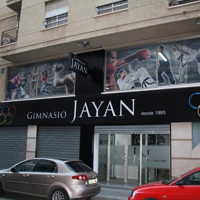 GIMNASIO JAYAN