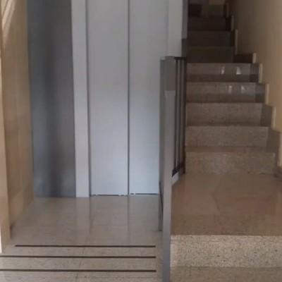 Instalación de ascensor y reconstrucción de escalera en Fuenlabrada
