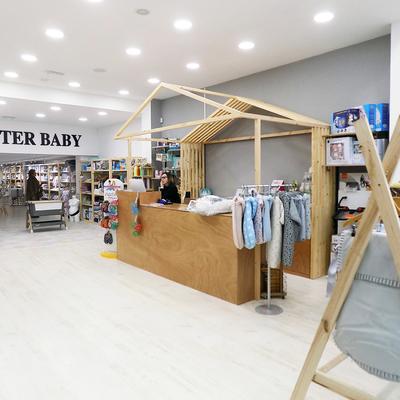 Reforma Tienda MisterBaby, Pontevedra
