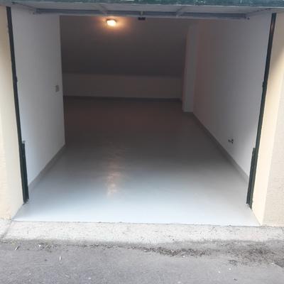 PINTURA EPOXI SUELO DE GARAGE