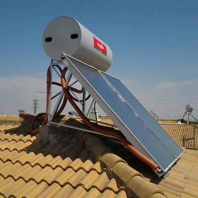 Equipo Solar 300L La Rinconada