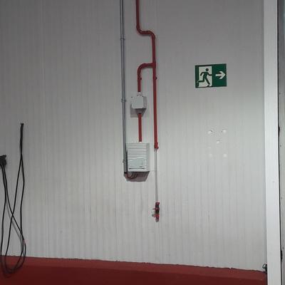 Sistema de Control de Incendios en Mercapalma.
