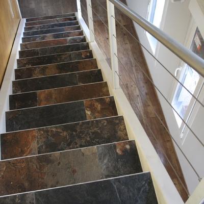 Presupuesto escaleras gres online habitissimo - Escaleras de gres ...