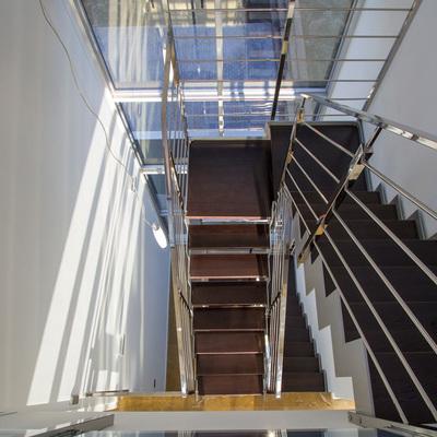 Escalera 2-vivienda-unifamiliar-lledo