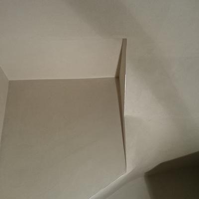 Yeso decorativo cajón hormigón
