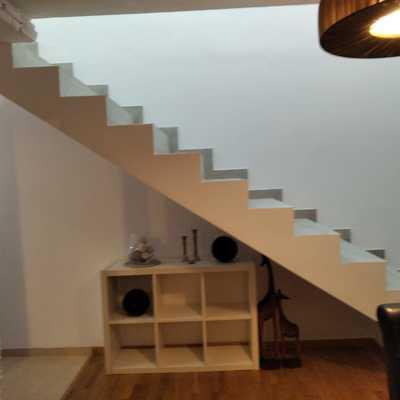 Rehabilitación de trastero y construcción de acceso con escalera interior
