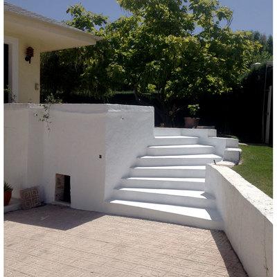 Escalera terminada