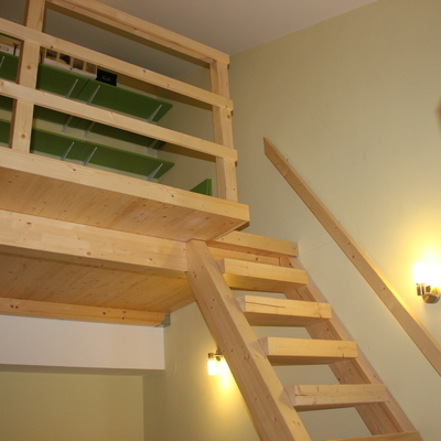 Ideas de tejados en valencia para inspirarte habitissimo - Altillo de madera ...
