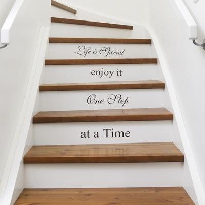 Escaleras con encanto