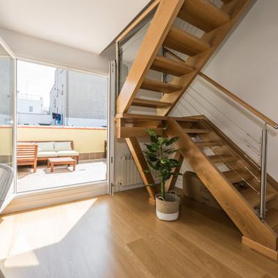 El perfecto hogar nórdico en Madrid