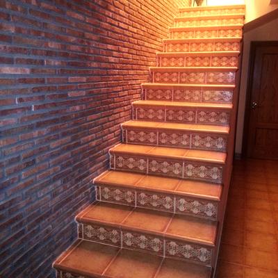 Escaleras de Rosi y Antonio