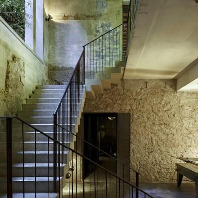 Escaleras Ocaña