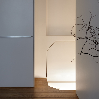 Para estilos de vida diferentes: casa flexible de 34 m²