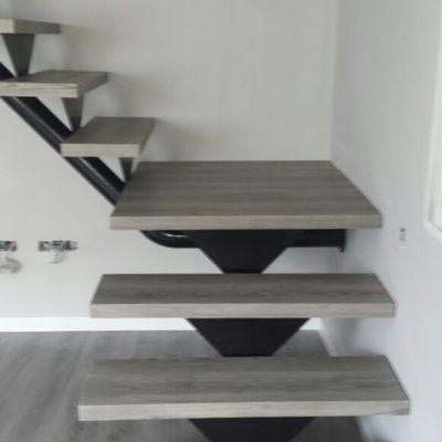 Escaleras sintéticas