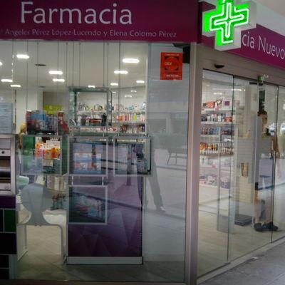 Reforma de Farmacia Nuevo Versalles en Fuenlabrada