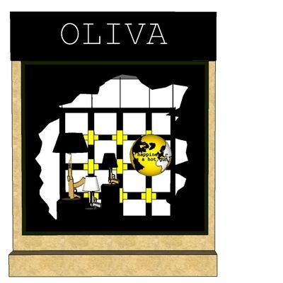 Escaparates Oliva Iluminacion