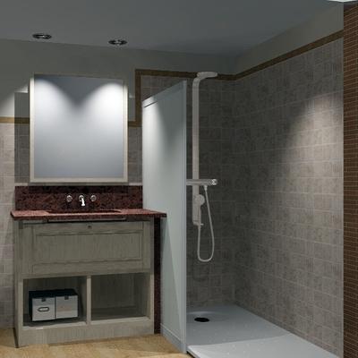 Escena baño principal