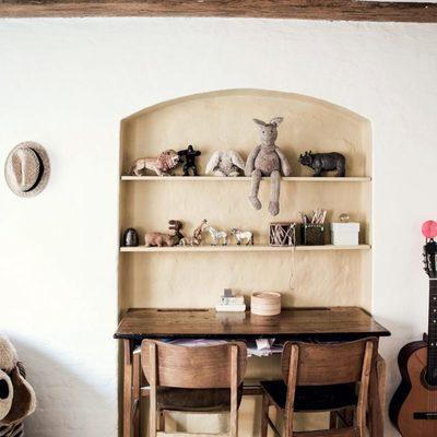 De antiguo almacén a un apartamento nórdico de ensueño