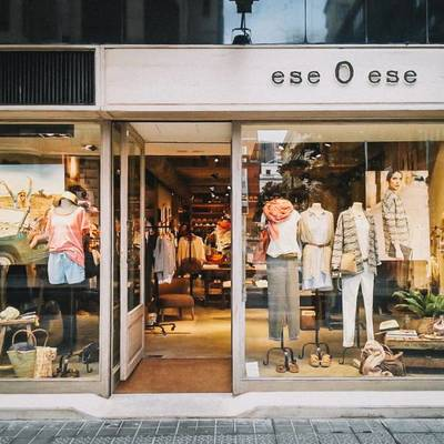 eseoese fashion shop Bilbao