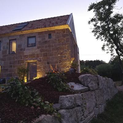 Una casa rural del S. XIX rehabilitada