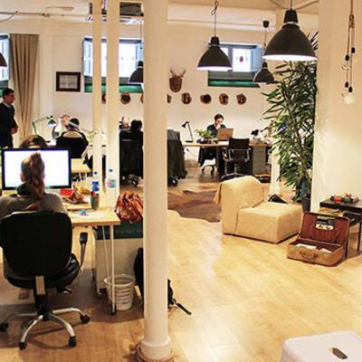Gestión de accesos y seguridad para oficina de coworking