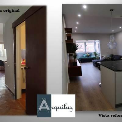 De un apartamento  de vacaciones a una nueva vida en Madrid