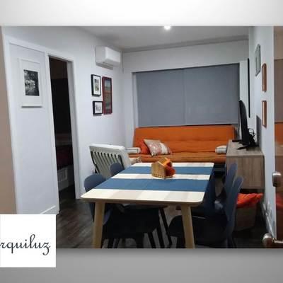 Actualización de un apartamento en El Retiro Madrid