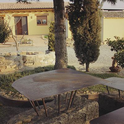 Rehabilitación integral de La Teuleria, vivienda destinada al turismo rural