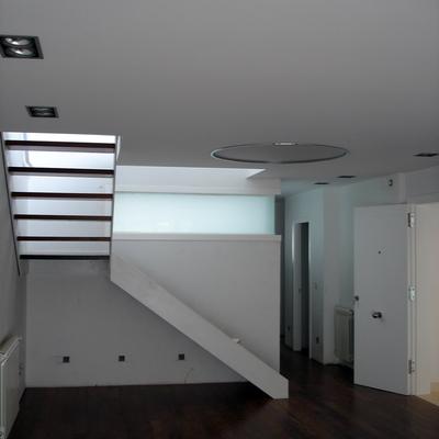 Espacios interiores de vivienda.