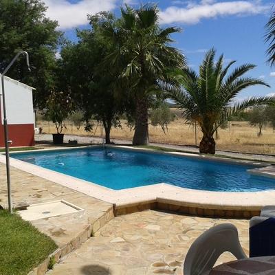 Especialistas en piscinas Construcciones Pedro Ramos.Contacto: 659 93 11 54