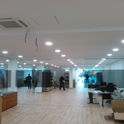 Oficinas de Temel Kyocera en Can Valero