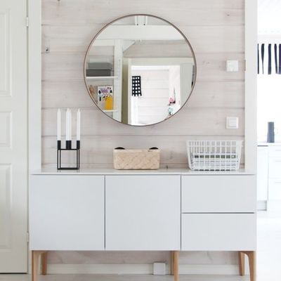 Cómo emplear espejos para agrandar tu casa