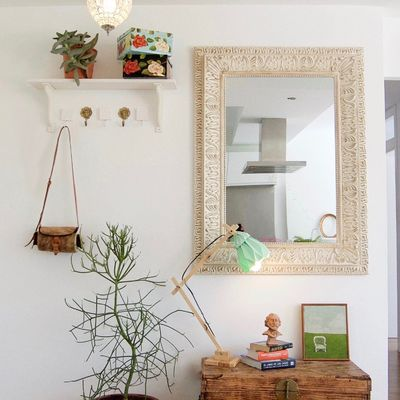 6 Ideas infalibles para recibidores pequeños