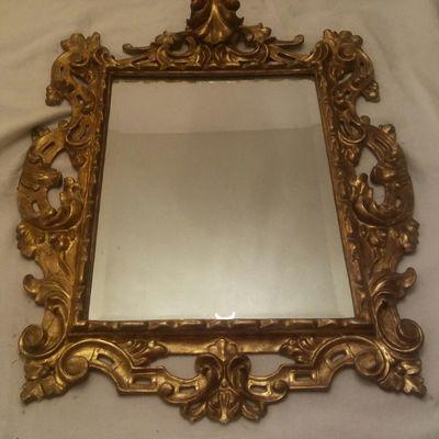 Restauración espejo