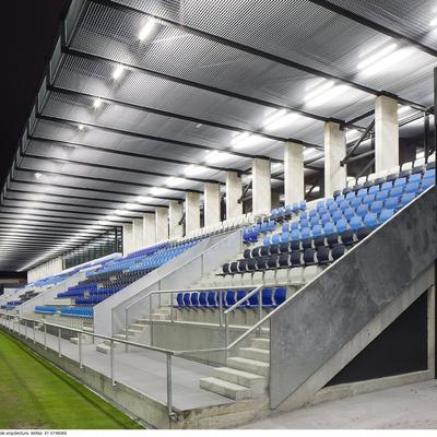 Estadio de fútbol Nuevo Malecón