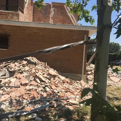 Reforma y ampliación de vivienda unifamilar independiente de 850 m2