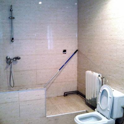 Cambio zona de ducha