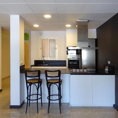 Reforma de Cocina Office - Ref-OAG304376