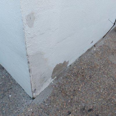 Rehabilitación  de fachada y pintura