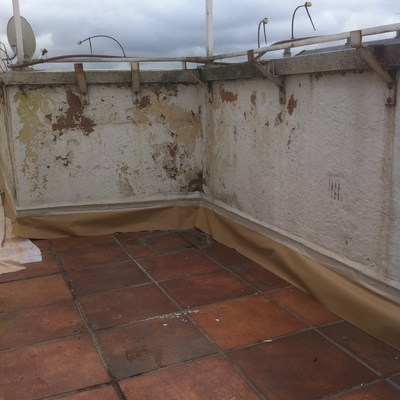 Pindecor c b fuenlabrada - Pintura para terrazas ...