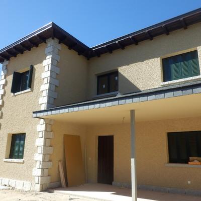Construcción vivienda unifamiliar aislada en El Escorial