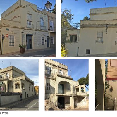 Reforma mantiene las características propias de la arquitectura de estilo ecléctico