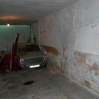 Estado Inicial Garaje