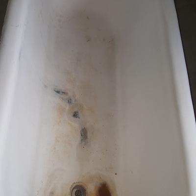 Restauración de Bañera