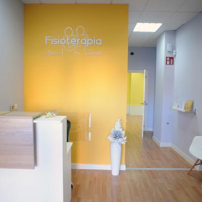 Proyecto de interiorismo de un Centro de Fisioterapia
