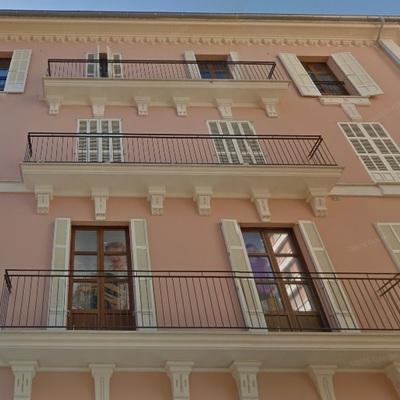 Restauración de fachada Müller Plaza España