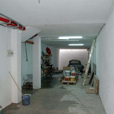 Estado Reformado Garaje